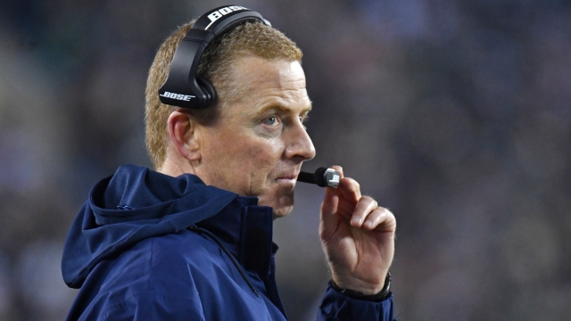 Former Dallas Cowboys head coach Jason Garrett