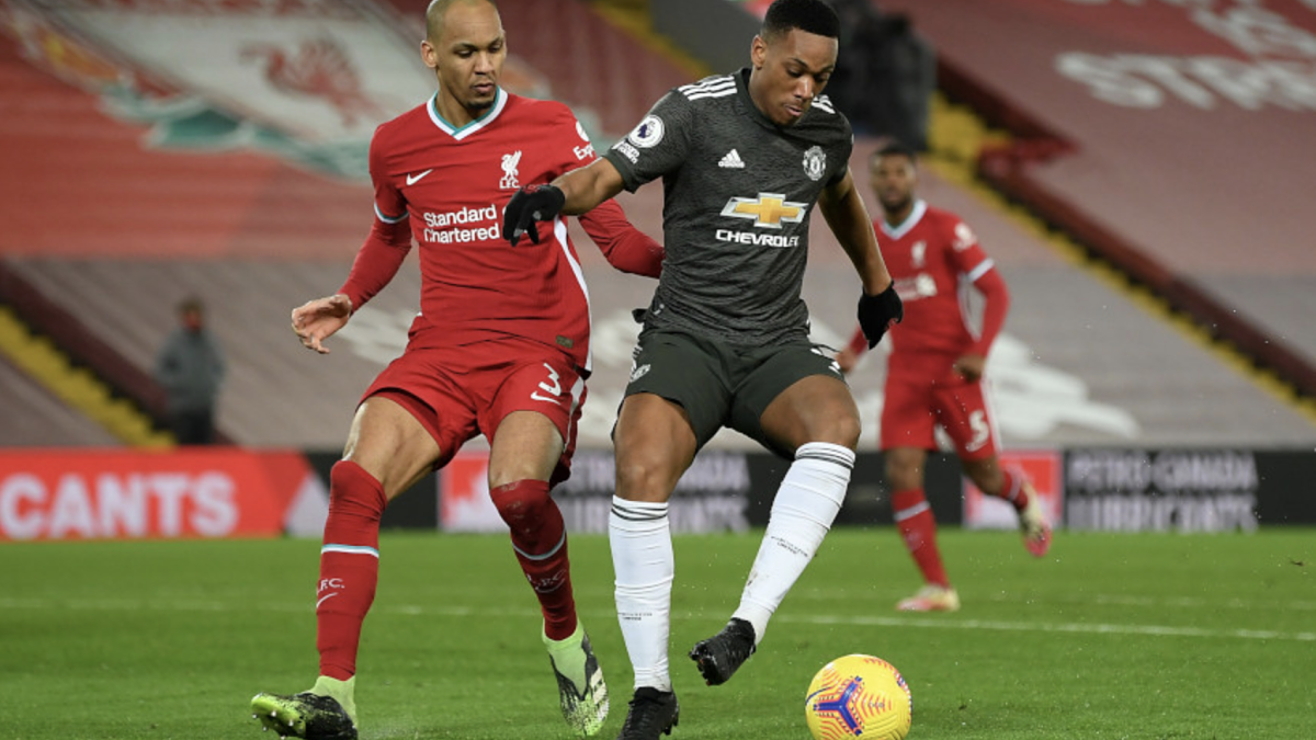 Liverpool Vs. Manchester United: Score, Highlights Of Premier League Game