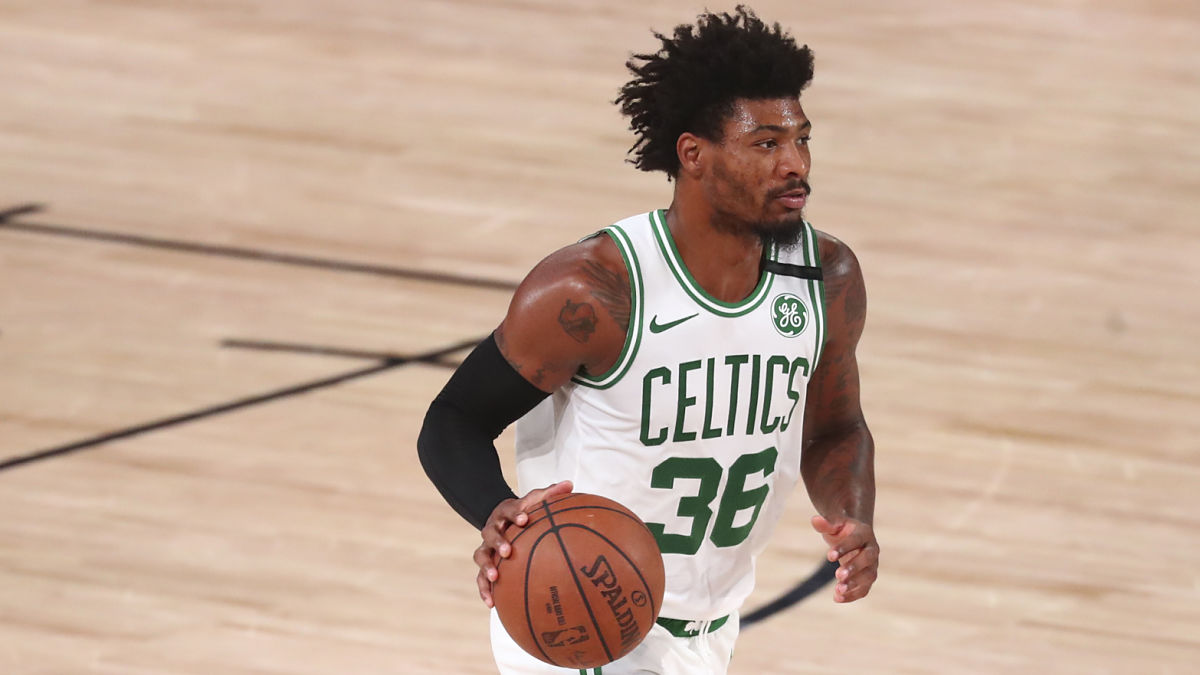 Celtics Injury Report: Marcus Smart, Jeff Teague Ruled Out ...