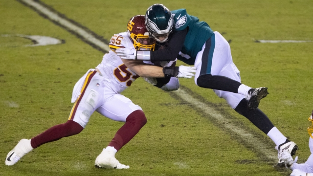 Philadelphia Eagles quarterback Nate Sudfeld