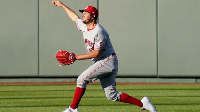 MLB Free Agent pitcher Trevor Bauer