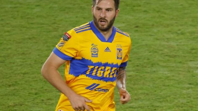 Tigres striker Andre-Pierre Gignac