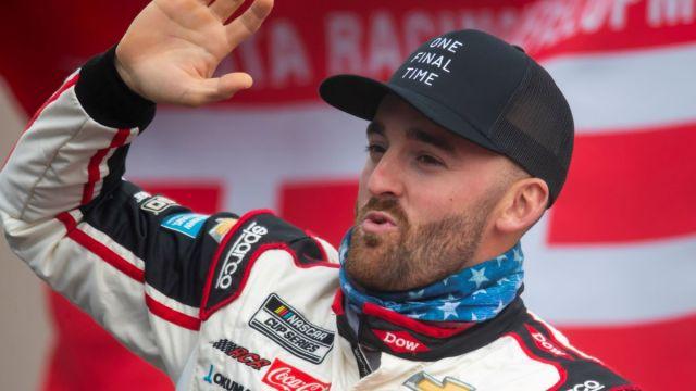 NASCAR driver Austin Dillon