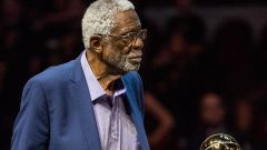 Boston Celtics legend Bill Russell