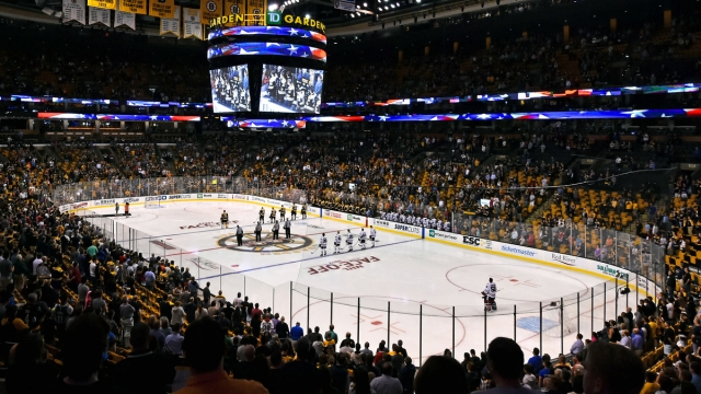 Boston Bruins TD Garden