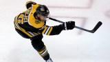 Boston Bruins Center David Krejci