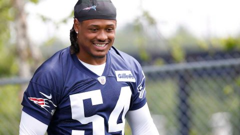 Patriots linebacker Dont'a Hightower