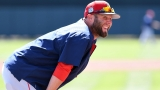 Former Boston Red Sox second baseman Dustin Pedroia