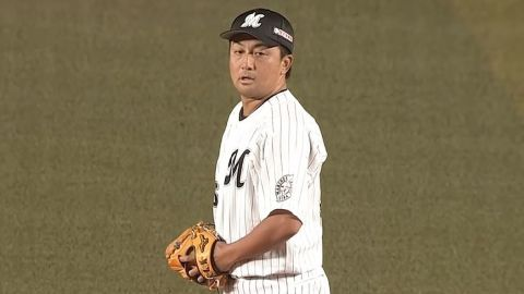 Boston Red Sox pitcher Hirokazu Sawamura