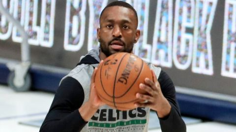 Boston Celtics guard Kemba Walker