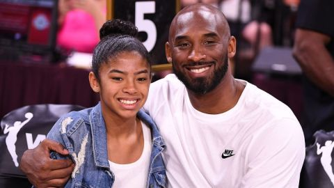 Late NBA Legend Kobe Bryant, Gianna Bryant
