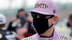 NASCAR Joe Gibbs Racing driver Kyle Busch