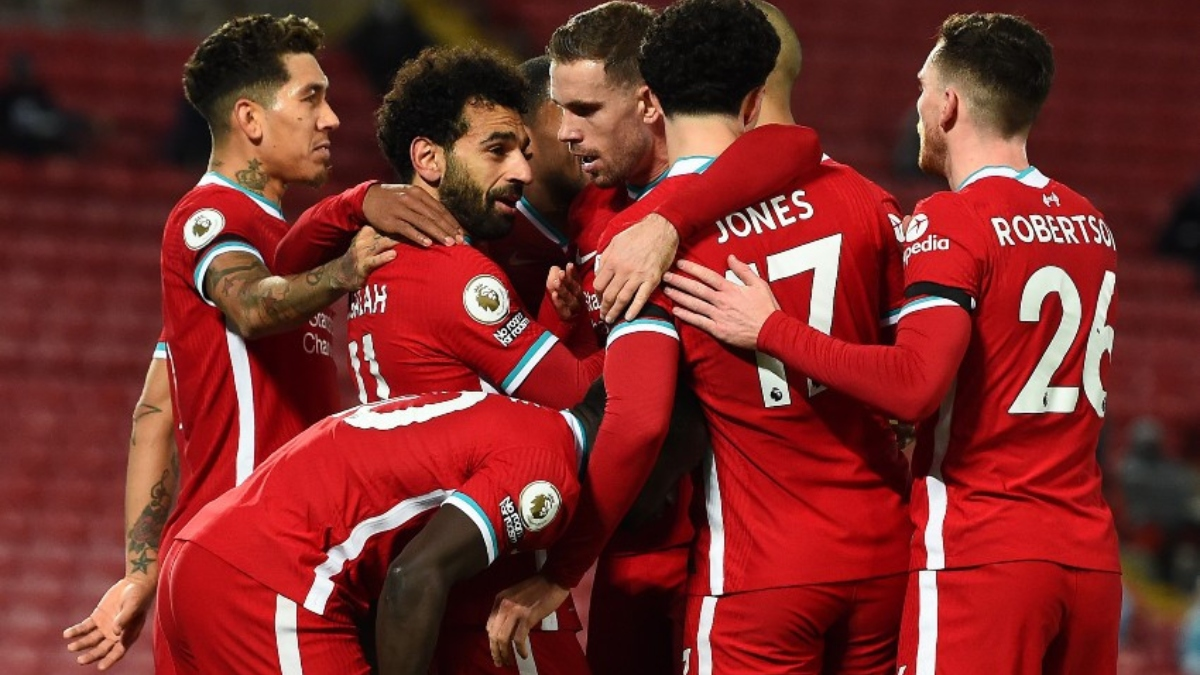 Liverpool Vs. Brighton Live Stream: Watch Premier League Game Online, On TV