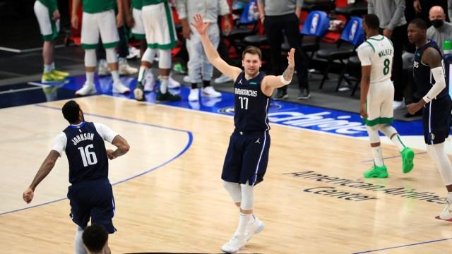 Dallas Mavericks guard Luka Doncic