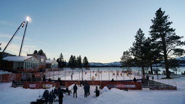 NHL Outdoors at Lake Tahoe