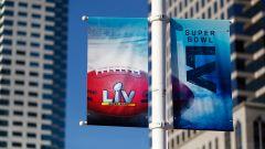 Super Bowl LV in Tampa Bay