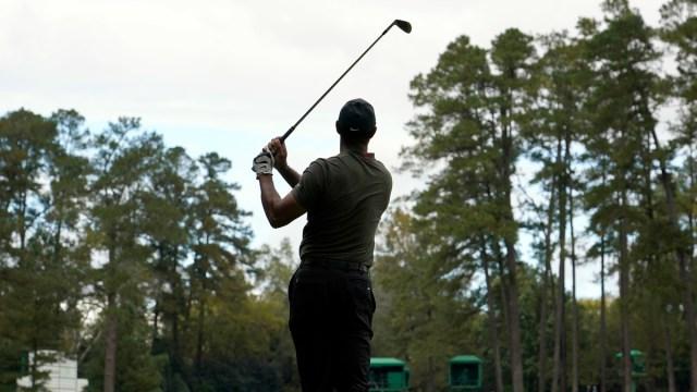 PGA Gofer Tiger Woods