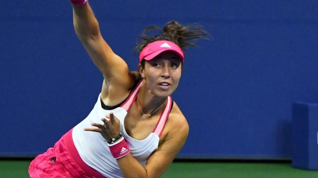 Tennis star Jessica Pegula