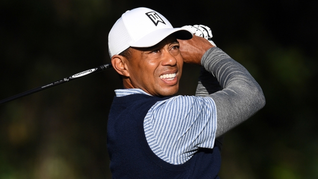 PGA Tour Golfer Tiger Woods