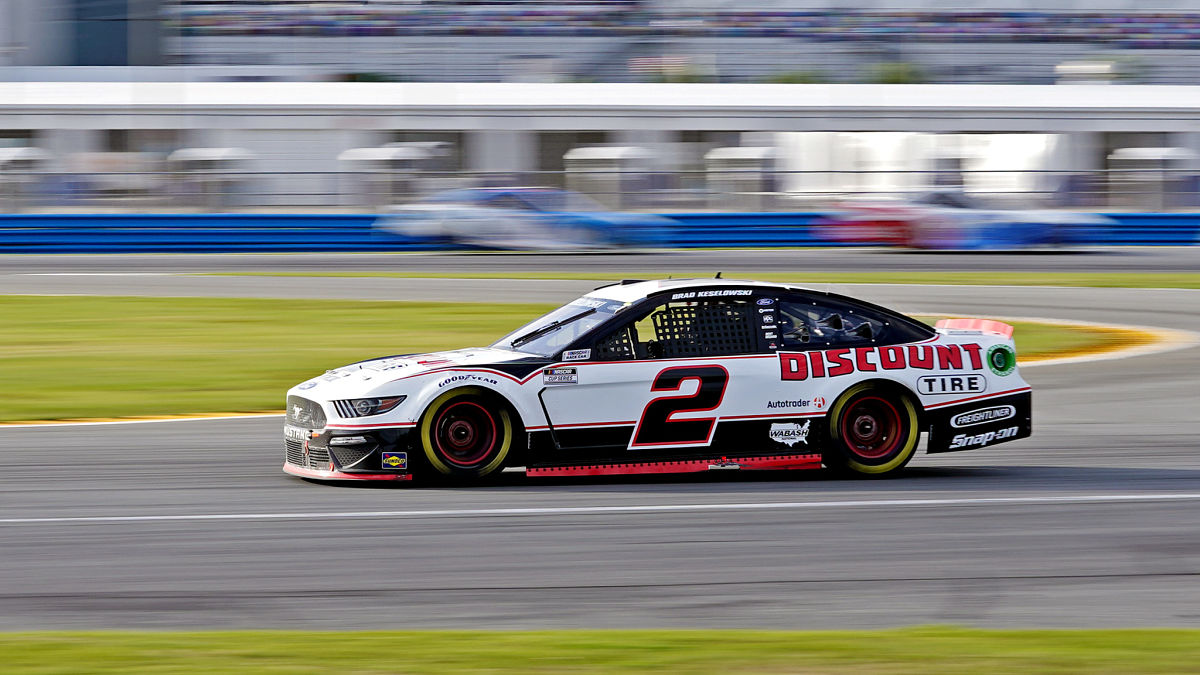Brad Keselowski Doesn't Hold Back In Honest Opinion Of NASCAR Road Races