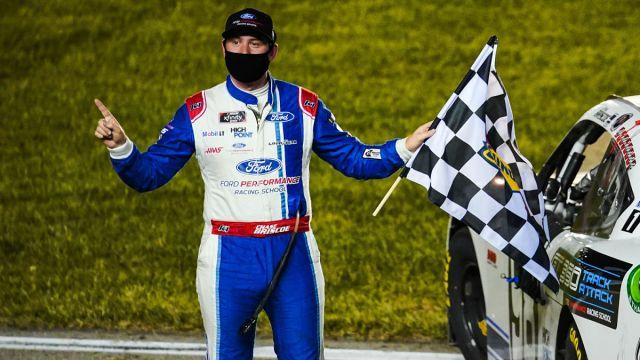 NASCAR Xfinity Series driver Chase Briscoe