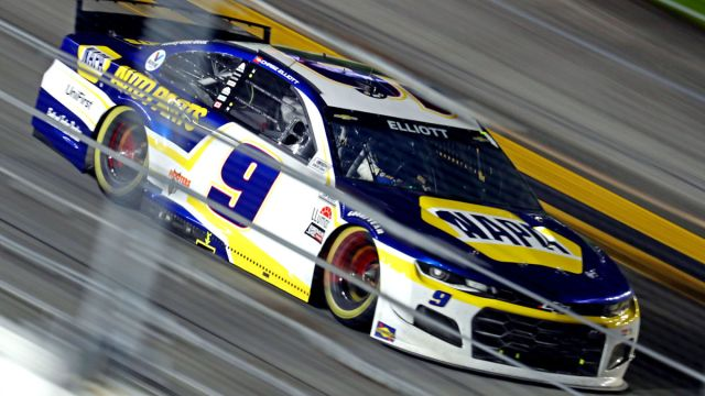 NASCAR Cup Series driver Chase Elliott
