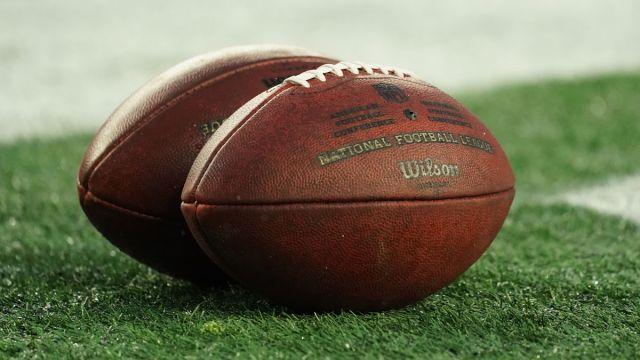 NFL footballs