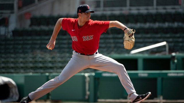 Boston Red Sox pitcher Garrett Whitlock