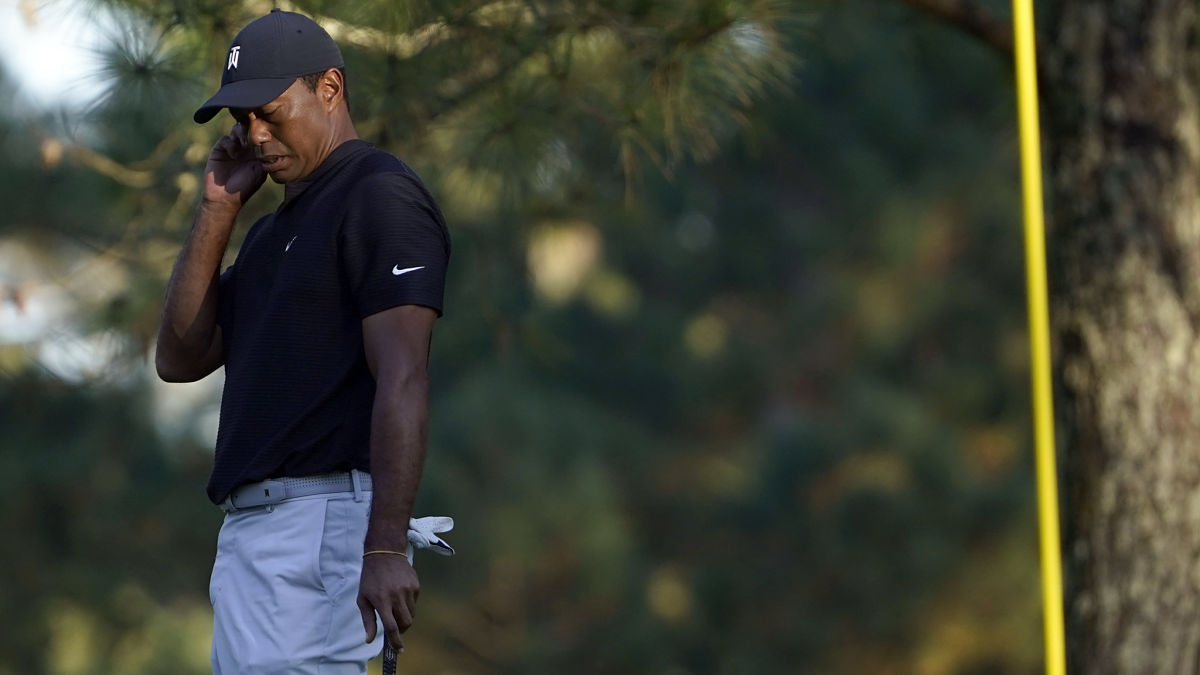 'No Evidence Of Impairment' Found In Tiger Woods' Car Crash