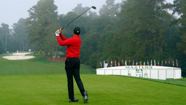 PGA Tour Golfer Tiger Woods