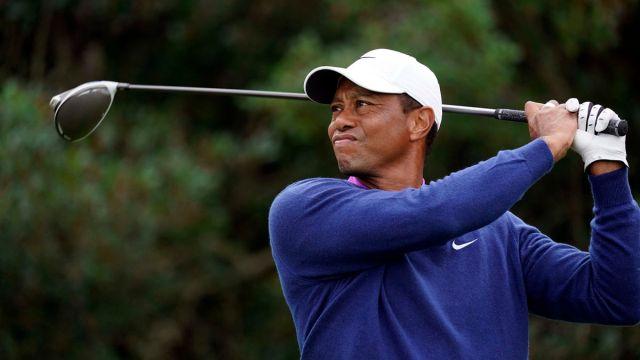 PGA golfer Tiger Woods