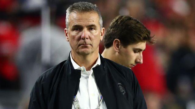 Jacksonville Jaguars head coach Urban Meyer
