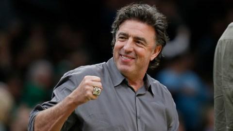 Boston Celtics lead owner Wyc Grousbeck