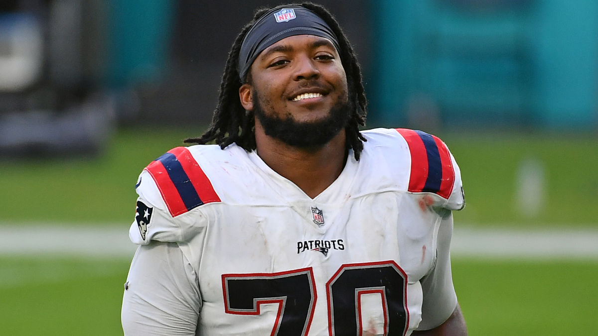 Adam Butler Reportedly Joining Dolphins After Four Patriots Seasons