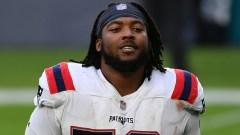 New England Patriots defensive tackle Adam Butler