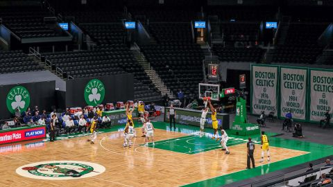 Boston Celtics at TD Garden