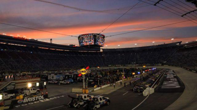 NASCAR track Bristol Motor Speedway
