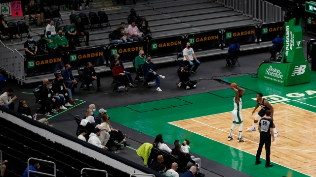 Boston Celtics, TD Garden
