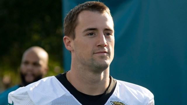 Jacksonville Jaguars defensive back Cody Davis