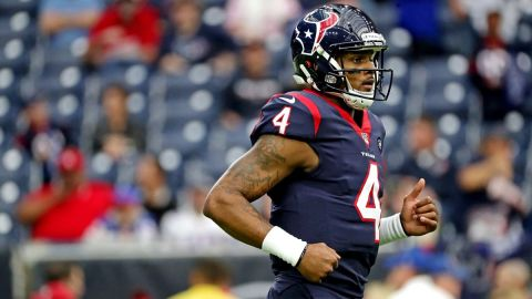 Houston Texans quarterback Deshaun Watson