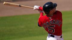 Red Sox utilityman Enrique Hernandez