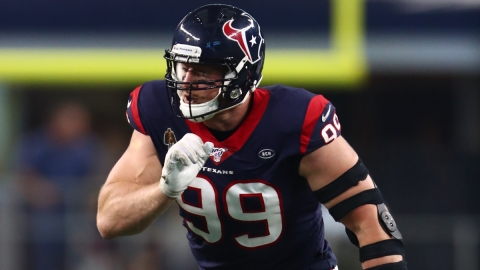 Arizona Cardinals Defensive End J.J. Watt