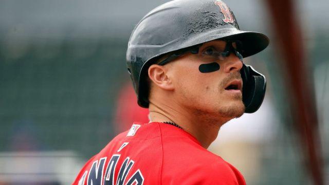Boston Red Sox utility man Kiké Hernández