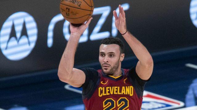 Cleveland Cavaliers forward Larry Nance Jr.