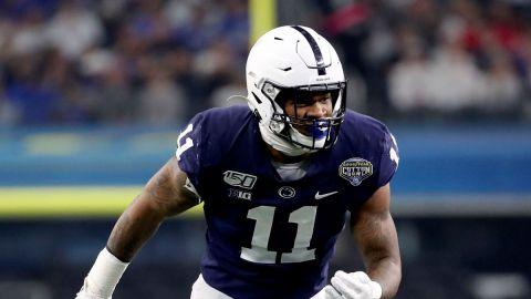 Penn State linebacker Micah Parsons