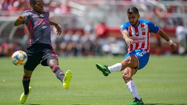 Chivas de Guadalajara defender Poncho Ponce
