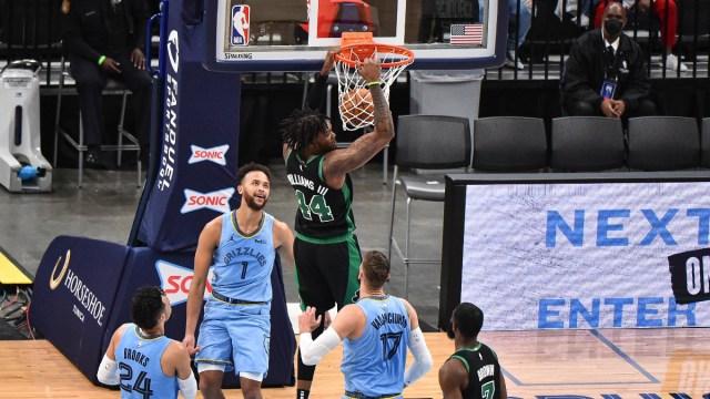 Boston Celtics center Robert Williams III (44)