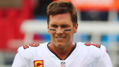 Tampa Bay Buccaneers quarterback Tom Brady
