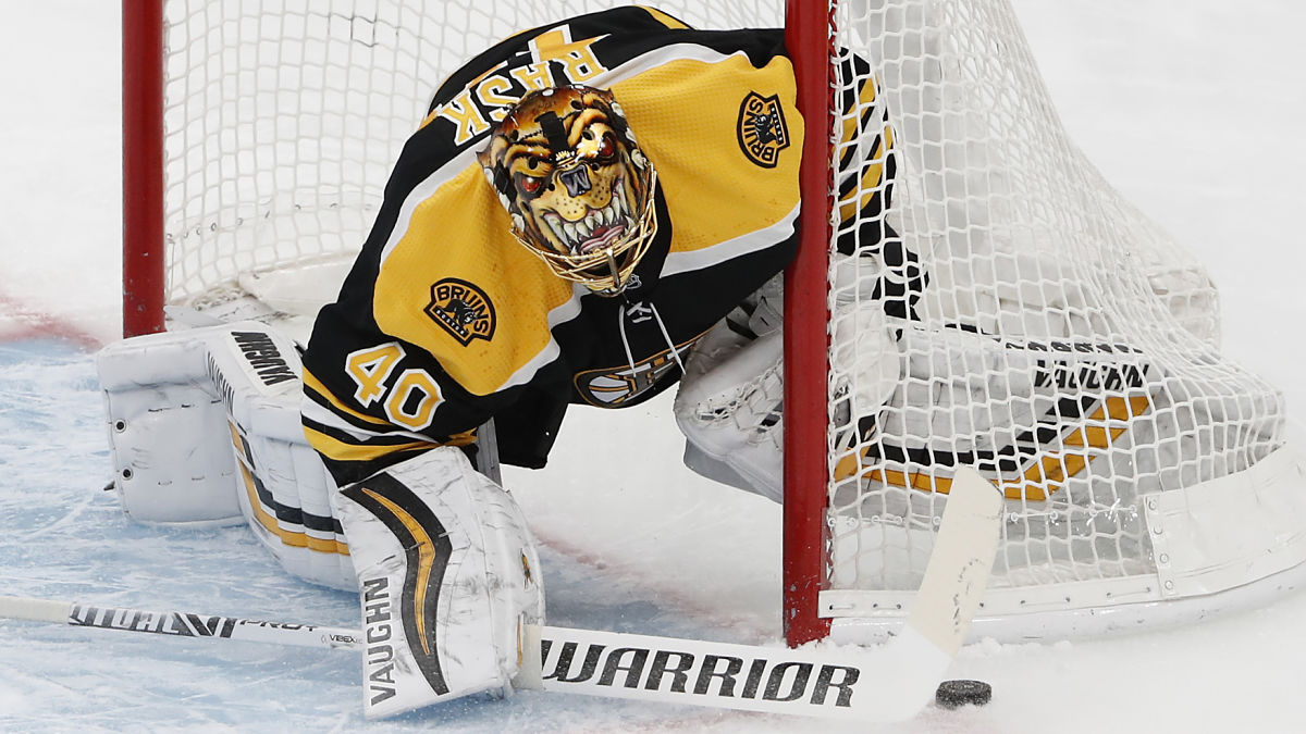 Tuukka Rask Dealing With Issue, Might Not Travel With Bruins For Islanders Game - NESN.com