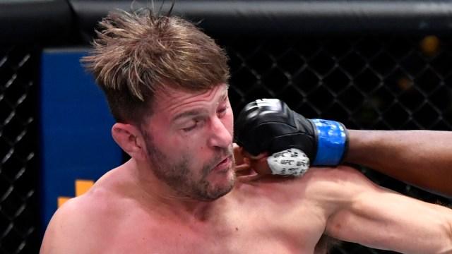 UFC heavyweight Stipe Miocic